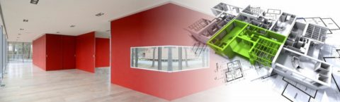 modular construction - fast realization - the best quality