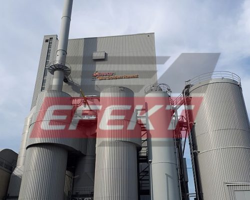 The Eneco Power Plant from the Netherlands trusted us