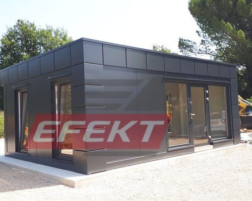Effect Pavilions in France